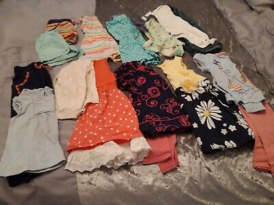 Girls Summer Clothes Bundle Swimsuit 2-3yrs M&S Hello Kitty 16 items Rrp £135