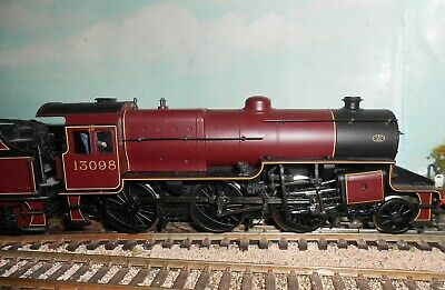 LMS 2-6-0 Crab Maroon Red livery LONDON MIDLAND SCOTTISH RAILWAY Bachmann 32-175