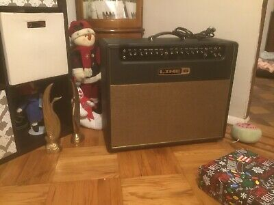 Line 6 DT 50  212. Guitar Combo Amp Mint W/ Papers