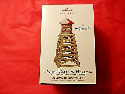 Hallmark 2019 Welcome to Hope Valley When Calls the Heart Keepsake Ornament