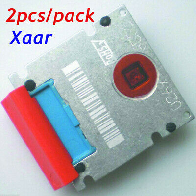 2pcs/lot- 100% Original Printhead for Xaar 128/80L printhead (Blue)