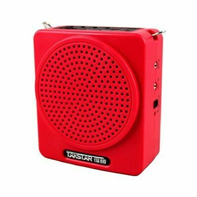Takstar E180M Portable Voice Amplifier with Headworn Microphone RED
