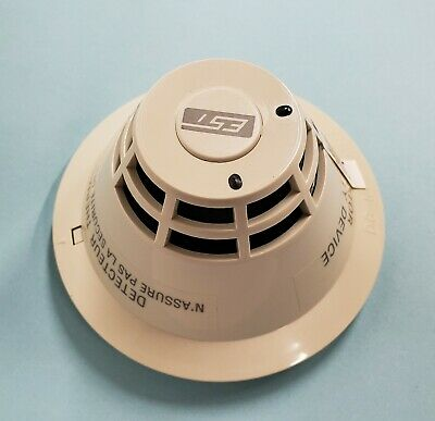 Edwards EST SIGA-HRS Intelligent Detector-Heat/Fixed Temp Rate-Of-Rise ***NEW***