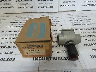 Crouse Hinds Pilot Light Emp10J1 New In Box