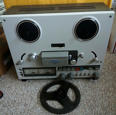 Vintage Teac X-3 Stereo Reel to Reel Tape Recorder Player