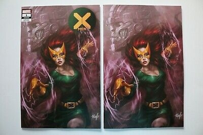 X-Men #1 Lucio Parrillo Exclusive Trade Dress and Virgin Limited to 750 NM+