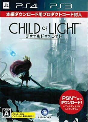 PS4 / PS3 Child of Light (DLC)