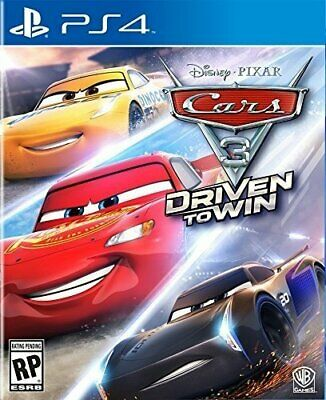 Cars 3: Driven to Win (North America) - PS4