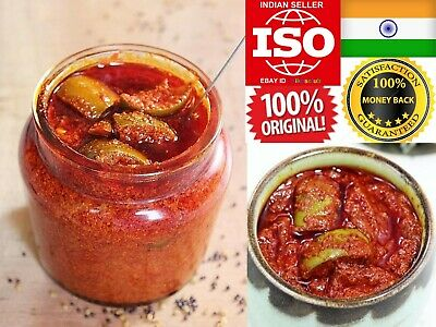 Aam ka Achaar Mango Pickle 400gm Indian Handmade Traditional and tangy pickle