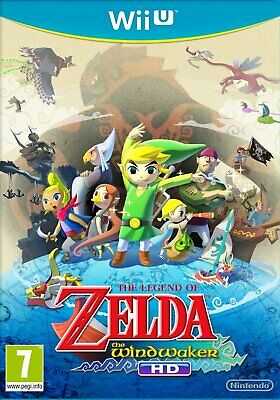 THE LEGEND OF ZELDA - THE WIND WAKER JEU Wii NEUF VERSION FRANCAISE