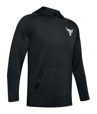 Under Armour Men's UA Project Rock Tech 2.0 Lightweight Hoodie Size Large - NWT