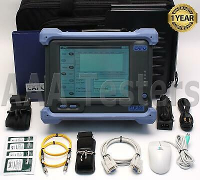 EXFO FTB-300 FTB-5503 SM PMD Polarization Mode Dispersion Analyzer FTB5500