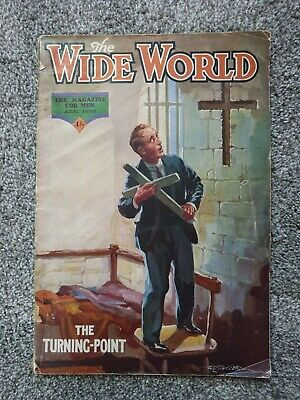 The Wide World Magazine - July 1932 - Vol 69. Good condition.