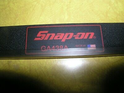 Snap on straight Edge GA438A