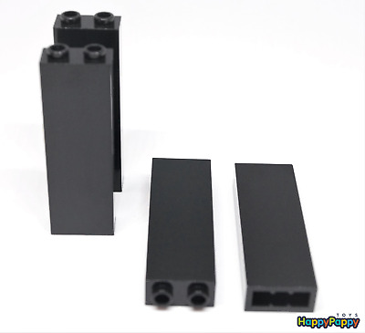 Missing Lego Brick 2454 DkRed x 2 Brick 1 x 2 x 5 for Sets 8759 8624 8781 10132