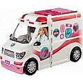 Barbie Care Clinic 2-in-1 Fun Playset for Ages 3Y dolls structure and furniture