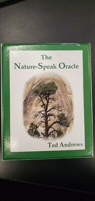 The Nature-Speak Oracle Tarot Cards