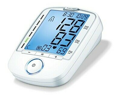 Beurer Upper Arm Fully Automatic and Precise Blood Pressure Monitor, Blood Press
