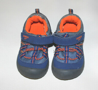 Toddler Boys OSH KOSH Tennis Shoes Size 5