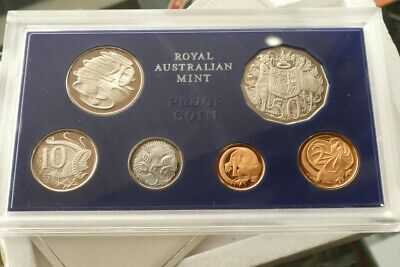 1969 RAM 6 Coin Proof Set in Excellent Condition Complete