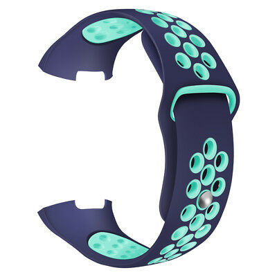 Replacement Sports Watch Band Strap Silicone Wrist Wristband For Fitbit Charge 3