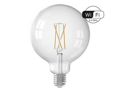 Calex Smart LED Globe Lamp G125 1800-3000K WiFi