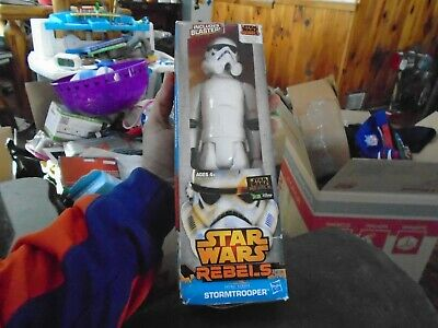 Star Wars Rebels Hero Series Stormtrooper 12 Inch Action Figure NEW