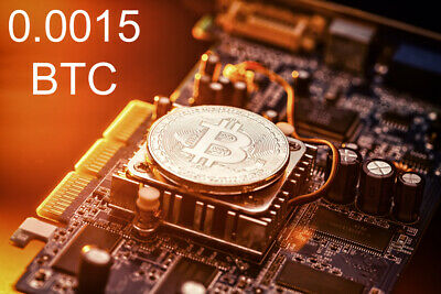 Bitcoin Mining Contract 4 Hours  Get BTC in Hours not Days 0.0015 BTC Guaranteed