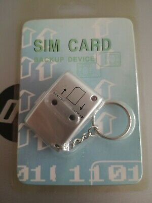 Sim Card Backup Device