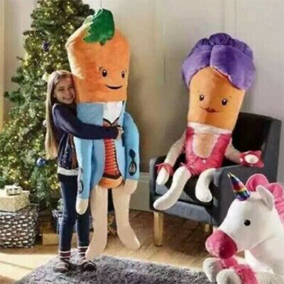 Kevin The Carrot Giant Plush 1m Large Soft Toy Katie Official Christmas 2019 NEW