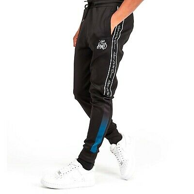 Kings Will Dream Boys Dector Gray Fade Poly Joggers *SAME DAY DISPATCH*