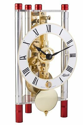 Hermle -transmission 20cm- 23023-T40721 High Quality Analog Table Clock With Sch