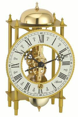 Hermle -manchester- 23004-000711 High Quality Analog Table Clock With Key Ring