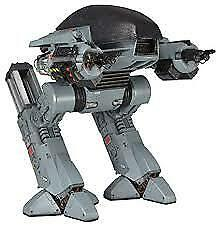 NEW Robocop - Action Figure - ED-209 Boxed Figure with Sound - NECA