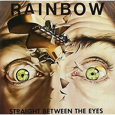 Rainbow Straight Between The Eyes Remastered CD NEW