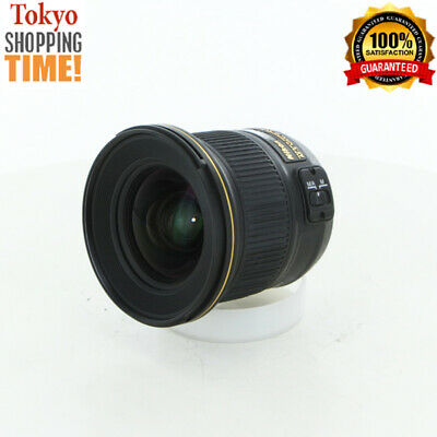 Nikon AF-S Nikkor 20mm F/1.8 G ED Lens from Japan