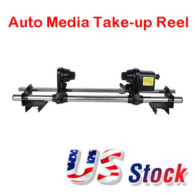 Auto Media Take up Reel System for Roland RA-640 RE-640 SC-500 XR-640 SP-540
