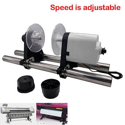 New for Mutoh ValueJet 1604 1614 1624 1608 Auto Media Take-up Reel Roller System