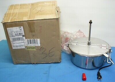 16 oz Replacement Kettle For Great Northern Popcorn Machines  Dump Style 4085