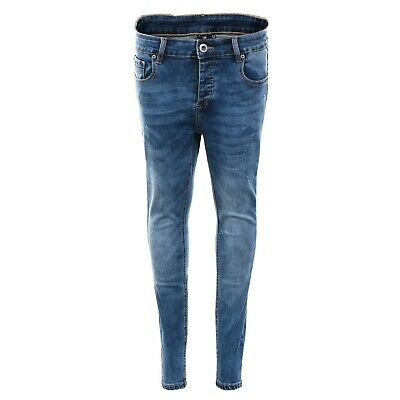 Kings Will Dream Boys Domer Mid Blue Skinny Jeans *SAME DAY DISPATCH*