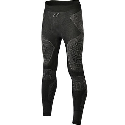 Alpinestars Ride Tech Pants Black Grey Winter Base Layer