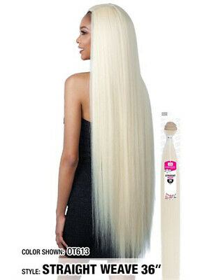 Model Model Gardenia Mastermix Weaving Extension Hair - Straight Weave 36""