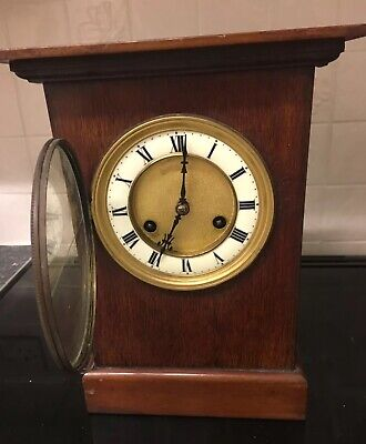 Vintage Junghans Mantel Clock  ++Working++