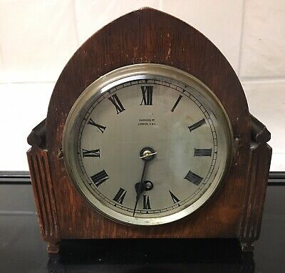 Harrods Mantle Clock  ++Working++