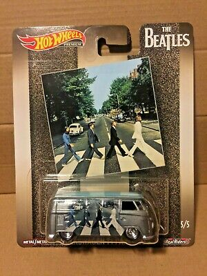 Hot Wheels 2019 Pop Culture The Beatles Volkswagen T1 Panel Bus