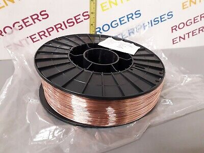 Copper Coated Steel Mig Welding Wire 0.6mm 5kg Roll NEW