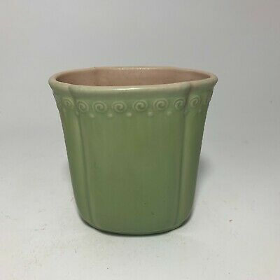 Rookwood Pottery Vase #6093 In Spring Green 1929 - Kitaro Shirayamadani Design