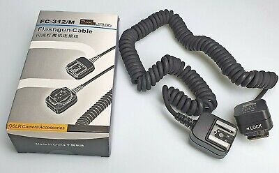 Pixel Flashgun Cable FC-312/M for Nikon
