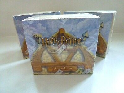 Diagon Alley Booster Box Harry Potter TCG New and Sealed WOTC CCG UK STOCK