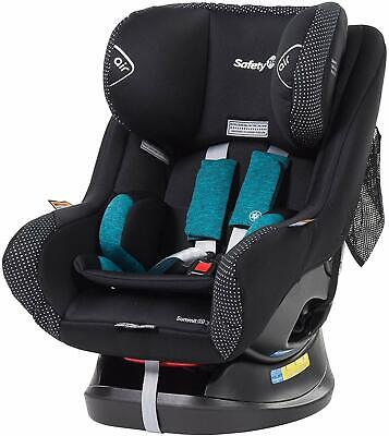 SAFETY 1ST Summit 30 Convertible Car Seat with ISOFIX Teal/Black NEW